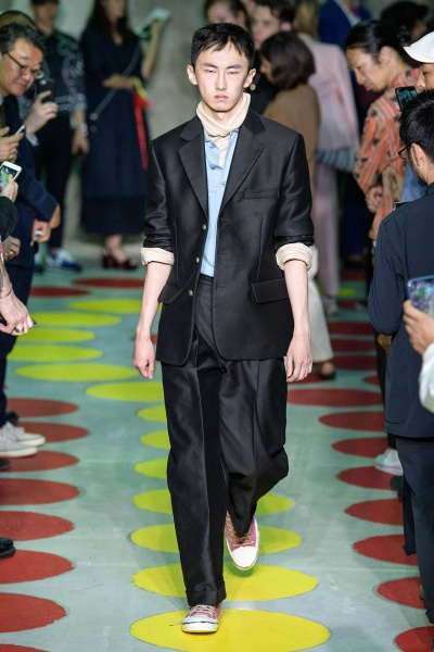 2020年春夏男裝時裝發布 - 米蘭<br>Marni