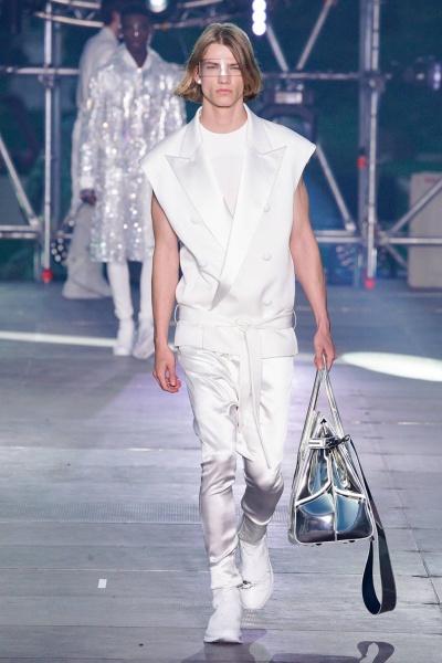 2020年春夏男装时装发布 - 巴黎<br>Balmain