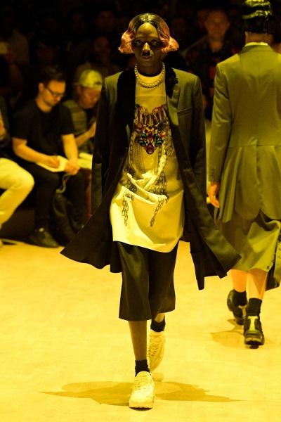 2020年春夏男装时装发布 - 巴黎<br>Comme des Garcons