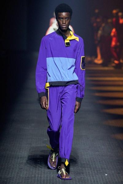2020年春夏男裝時裝發布 - 巴黎<br>Kenzo