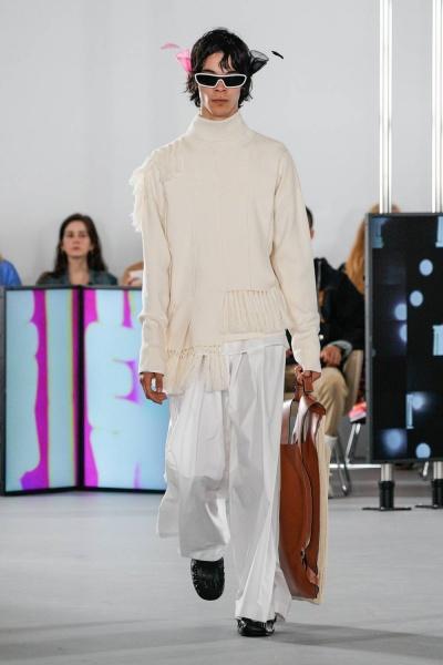 2020年春夏男裝時裝發布 - 巴黎<br>Loewe