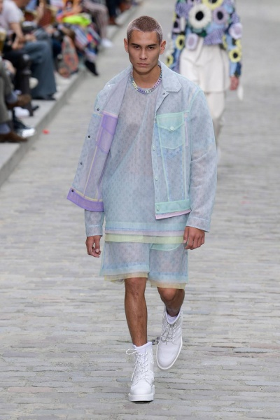 Louis Vuitton2020春夏男装周