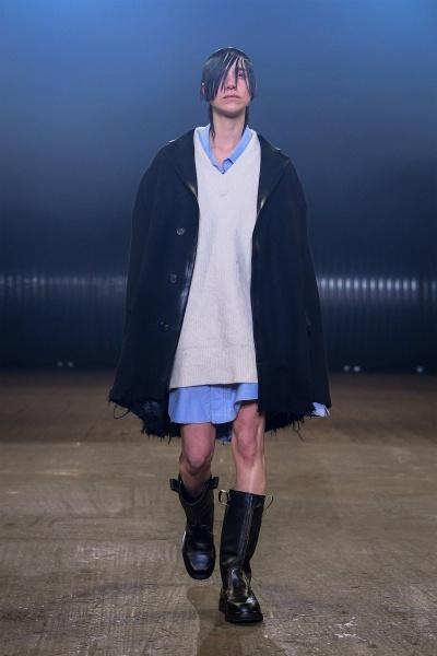 2020年秋冬男装时装发布 - 米兰<br>Marni